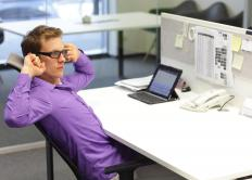 Although ergonomic chairs can greatly improve posture, it's still important to take stretch breaks throughout the day.