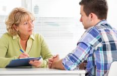 Individual counseling is often a part of mental health treatment.