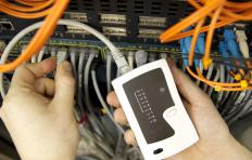 Network engineers are often tasked with setting up a computer network as well as troubleshooting any issues.