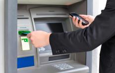 ATMs and mobile banking are two kinds of automation for bank branches.