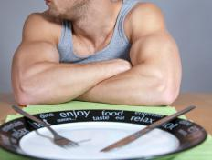 People with multiple personality disorder may also have eating disorders.