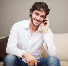 Some pre-paid calling cards offer great deals on long-distance calling.
