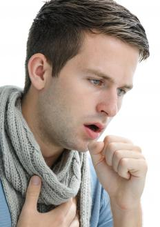 Chest congestion is a common symptom of bacterial lung infections.
