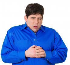 Elevated hematocrit levels can cause chest pain.