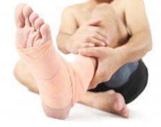 Foot pain can often be traced to the calcaneocuboid joint.