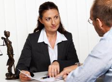 It is important to have an initial consultation to determine if you feel comfortable working with a specific lawyer.