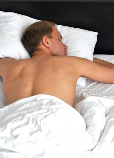 The number of pillows needed for a good night's sleep varies with each individual.