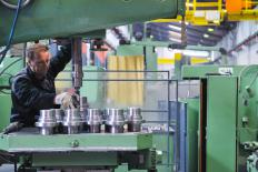 Factory jobs are sometimes considered dead end because they require repetitive, non-changing work.