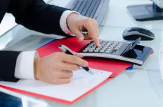 Businesses may undergo financial audits on an annual basis.