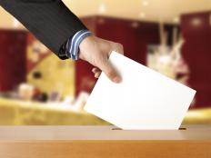 Punch card ballots are often a source of controversy in elections.