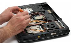 A hardware engineer works with the components and systems used to build computers and may create, install, and analyze these devices.