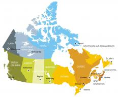 "The term ""province"" is used in many countries, including Canada."