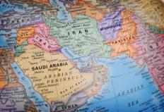 Many members of OPEC are located in the Middle East.