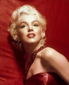 Marilyn Monroe is a common subject for celebrity impersonators.
