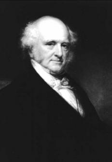 "U.S. President Martin Van Buren's nickname was ""Old Kinderhook""."