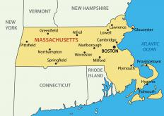 "The name ""Bay State"" evolved from the fact that Massachusetts' founders settled on Cap Cod Bay."