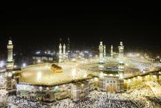 Mecca is Islam's most holy city.