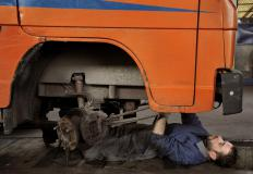An automobile mechanic may take out a vendor's lien on a vehicle if a customer fails to pay repair bills.