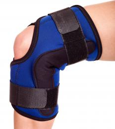 Neoprene is often found in medical braces.