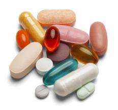 Dietary supplements can be used to treat tinnitus.