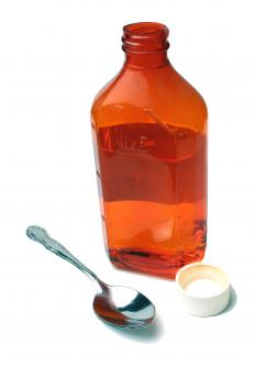 Cough syrups are the most common remedy for cough suppression.