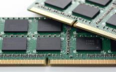 RAM cards support a computer's memory functions.