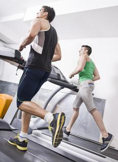 The type of exercise equipment that is available for use is important when choosing a gym.