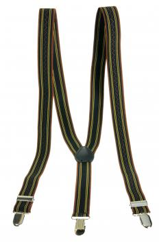 "Wearing suspenders as well as a belt would be superfluous, so the phrase ""belt and suspenders"" refers to being overly cautious."