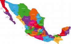 Mexico City is not part of the 31 states of Mexico.