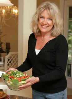 Poor dietary habits may exacerbate nausea symptoms during menopause.