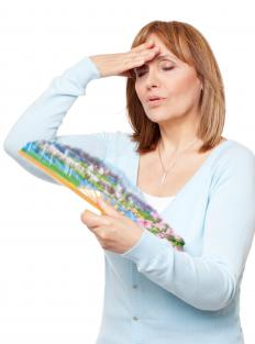 Micronized progesterone used in combination with estrogen can alleviate symptoms of menopause, such as hot flashes.