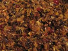 Jamaica pepper is used in mincemeat.