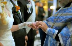 A master of ceremony might coordinate a wedding ceremony.