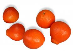 Citrus fruits, which are high in Vitamin C, are often used in antioxidant therapy.