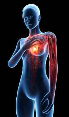 Damage to the inner lining of the heart may affect the heart's ability to contract at a quick, regular pace.