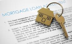 Home mortgages are a form of retail lending.