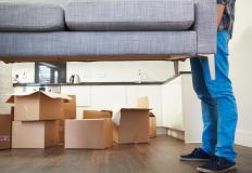 Furniture movers typically are responsible for moving an entire home's worth of furniture, appliances, and boxes.