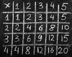 By the 1850s, Bingo was so popular in Germany that children were using Lotto cards to learn their multiplication tables.