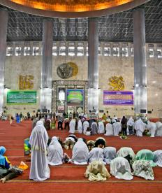 Eid ul-Fitr is marked by special prayers in mosques and Islamic centers.