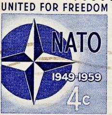The North Atlantic Treaty Organization (NATO) was formed in Washington, DC on April 4,1949.