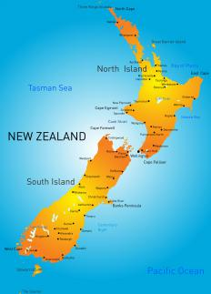 New Zealand is a vertex of the Polynesian triangle.