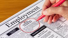 Civil engineering technician jobs may be found in help-wanted ads.
