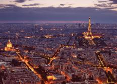 At night, the view of Paris from the Tour Montparnasse is unparalleled.