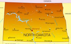 North Dakota was previously part of a larger territory called Dakota Territory that also included what is now South Dakota, Wyoming, and Montana.