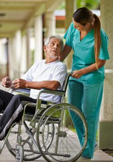 Convalescent homes are typically reserved for elderly patients.