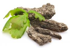 Oak bark supplements can be used to treat diarrhea.