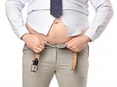 Obesity may increase an individual's chance of having coronary artery calcification.
