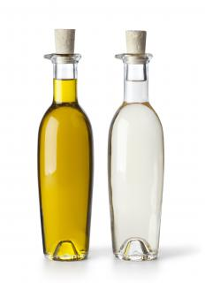 VInaigrette is an emulsion of vinegar and oil.