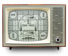 When television standards were developed in 1941, an aspect ratio of 1.33:1 was decided upon.