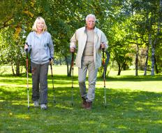 The risks of degenerative arthritis may be reduced by exercising regularly.